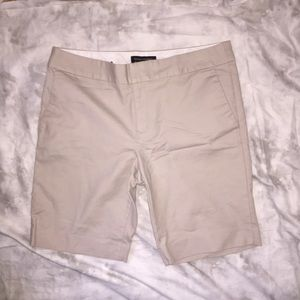 Banana Republic Hilton Fit Bermuda Shorts